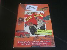 BD M.Tillieux Les aventures de BOB BANG - éditions de l'élan