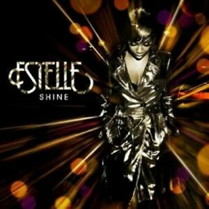 Estelle - Shine - CD Album Damaged Case