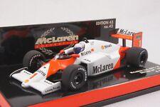Minichamps 1:43 - McLaren TAG Turbo MP4/2C British GP 1986 Alain PROST