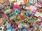 Pokemon TCG 50 CARD LOT : RARE COMMON UNCOMMON & GUARANTEED RARES AND HOLO CARDS