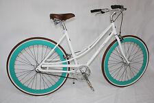Electra Loft Single Speed / Fixie Custom Aufbau, Urban Bike, white, RH 53cm