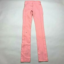 Lululemon Presence Pant Bleached Coral Gym Run Yoga Pocket Stretch Pink Women 4