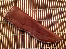 Well Stitched Cow Hide Leather Sheath-Right Handed-Knife Cover-Outdoors-LS26