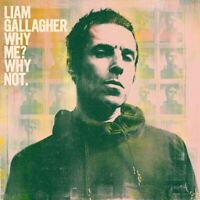 LIAM GALLAGHER - WHY ME? WHY NOT.   VINYL LP NEW