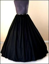 RENAISSANCE DRESS-UP COSTUME MEDIEVAL CLOTHES CIVIL WAR PIRATE WENCH FAIRE SKIRT