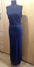 Anna Sui Noir Élégant Robe de soirée-Taille 12