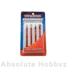 Traxxas Aluminum Toe Links (Red) (4) VXL (TRA7138X)