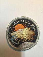 VINTAGE RARE ORIGINAL Apollo XIII SEW ON EMBROIDERY CLOTH PATCH -ITEM#179