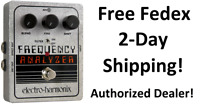 New Electro-Harmonix EHX Frequency Analyzer Ring Modulator Guitar Effects Pedal
