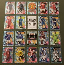 Match Attax Champions Leage 2021/ 2022 21 22 TOPPS Crystal zur Auswahl to choose