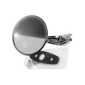 Mopar 67 - 76 A Body /  67 - 70 B Body Round Door Mirror