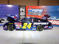 1/24 JEFF GORDON #24 DUPONT / PEPSI / TALLADEGA BWB 2002 ACTION NASCAR DIECAST