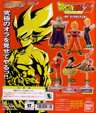 Bandai Dragonball Dragon ball Z HG Gashapon Figure Part 1 Full Set of 6