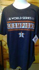 2017 World Series Champ Houston Astros T-Shirt Size 2XL NWT