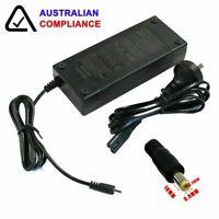 54.6V 2A charger for electric bike ebike 48V li-ion battery DC 5.5*2.5mm plug