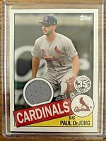 2020 Topps Series 2 1985 Baseball Relic #85TR-PD Paul DeJong