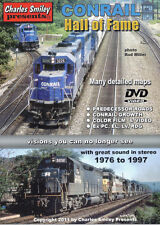 Conrail Hall of Fame Charles Smiley DVD