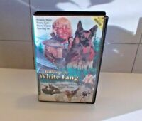 CHALLENGE TO WHITE FANG VHS PAL KING OF VIDEO LUCIO FULCI FRANCO NERO