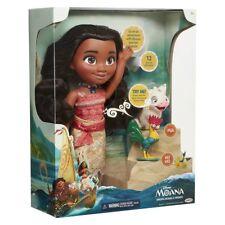 Moana 2002-Now Dolls Character Toys