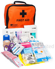 Astroturf Sports First Aid Kit in Orange Incident Bag