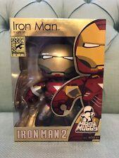 SDCC 2010 Iron Man 2 Mighty Muggs