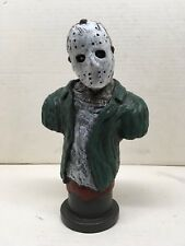 Jason Voorhees Bust Statue Hand Made Horror Art Sculpture Friday The 13Th