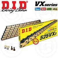 JMT X-RINGKETTE OFF M NIET MOTORCYCLE CHAIN 520-X2X096L GO-CLFZ Masai Demon 460