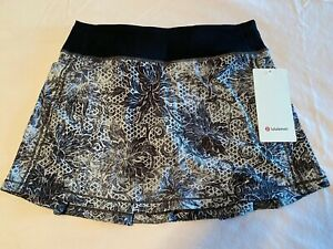 LULULEMON NEW WITH TAG MOST POPULAR & HARD-TO-FIND PACE RIVAL SKIRT*T (Size 4)