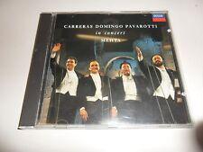 CD  Carreras,  Domingo,  Pavarotti,  Mehta  – In Concert