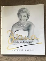 Diana: A Life and Legacy by Anthony Holden (Hardback, 1997)