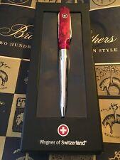 WENGER WAGNER OF SWITZERLAND PEN KNIFE SCIZORS LIGHT COMBO