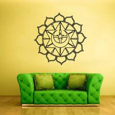 Wall Decals Vinyl Sticker Crescent Symbol Sign Muslims Islamite (Z1483)