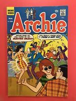 ARCHIE #180 Veronica in her Electric Dress! Teaser Caesar! Silver Age 1968 VF