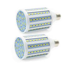2PCS 80W Equivalent LED Corn Light Bulb 20W Super Bright 6000K E26 Base 2000LM