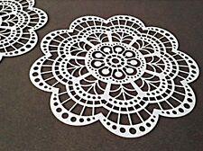 5 PCS DIY Lace cut out paper  HL062