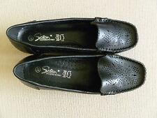 "Lady's ""Sofran ""Italian design black shoes, size EU37 , USA 7"
