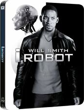 I, Robot Limited Edition Steelbook Bluray Box Set Will Smith Brand NEW SEALED