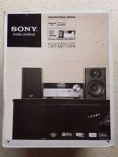 Sony CMTMX700NI Music System and Wi-Fi Internet Radio (Discontinued)