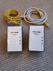 TP-LINK AV200 Mini Powerline Adapter