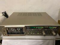 Dual C844 Tapedeck Cassette Deck