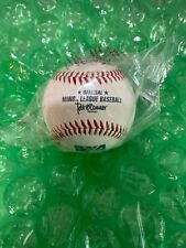 Rawlings Official Minor League Baseball Game Ball Sealed Unused 1 Ball