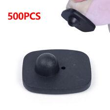 500pcs Hard Tag Eas 82mhz Supermarke Checkpoint Anti Theft Sensor Securitypins