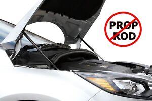2012- 2018 Ford Focus Bolt-in Hood QuickLIFT PLUS Gas Strut Damper Shocks Spring