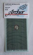 Archer Surface Details #10 Fabric Weave Texture AR88010