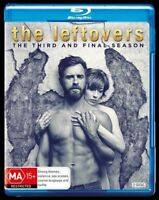 The Leftovers The Final Series - Season 3 : NEW Blu-Ray