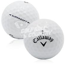48 Callaway Supersoft Near Mint AAAA Used Golf Balls - FREE Shipping