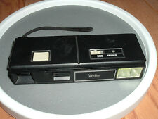 Vivitar 600 miniature pocket camera with flash. Collector item