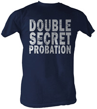 Animal House Double Secret Probation John Belushi Mens T-Shirt - SMALL