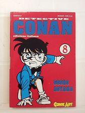 MANGA DETECTIVE CONAN N.8 GOSHO AOYAMA COMIC ART USATO