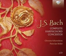 J.S. Bach: Complete Harpsichord Concerto, New Music
